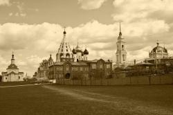 Коломна городок - Москвы уголок