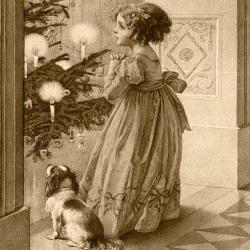 Рождество в торговой лавке, или Чем пахнет Чудо?