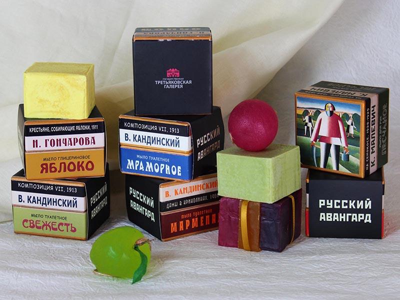 Серия Русский авангард